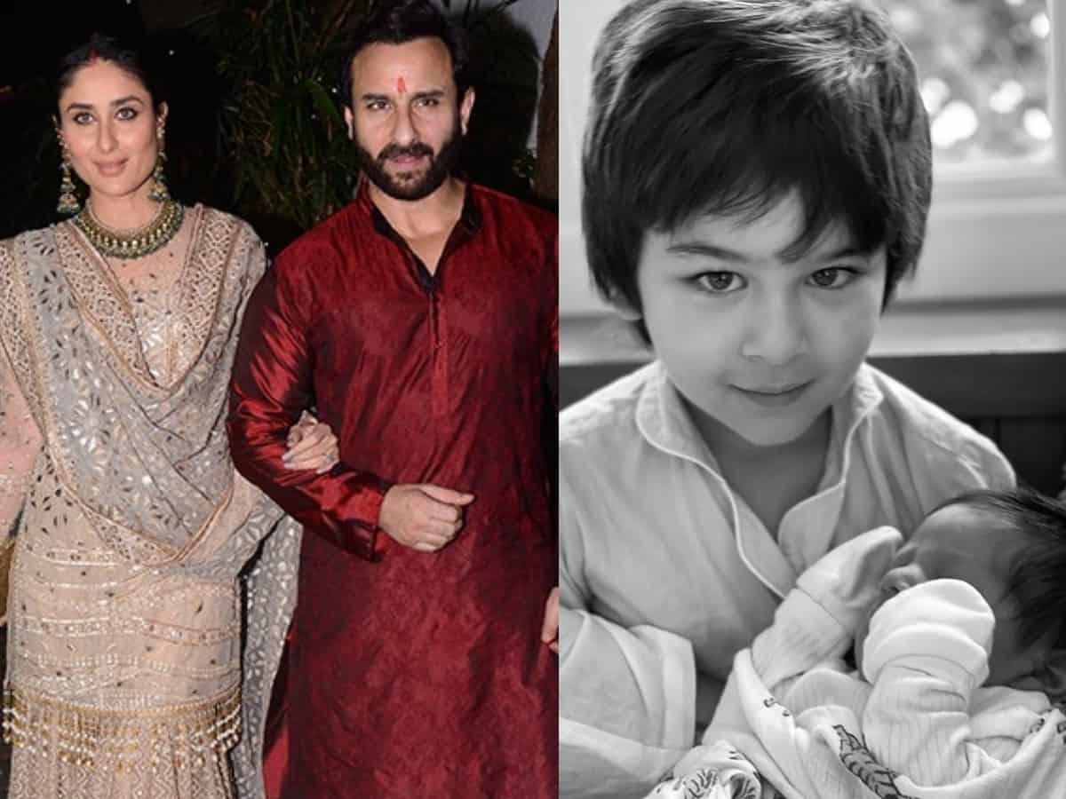 Kareena-Saif's second son name revealed!