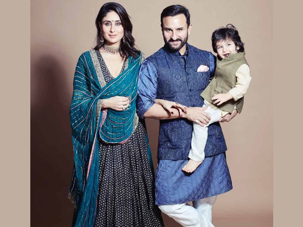 'Can't sell your son': When Kareena stopped Saif from using Taimur's fame