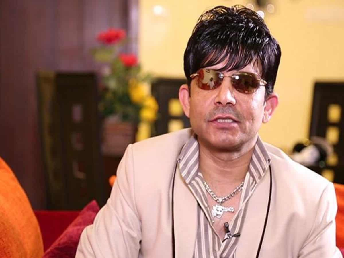 KRK demands 25 lakh for not giving negative movie reviews, audio leaked; listen here