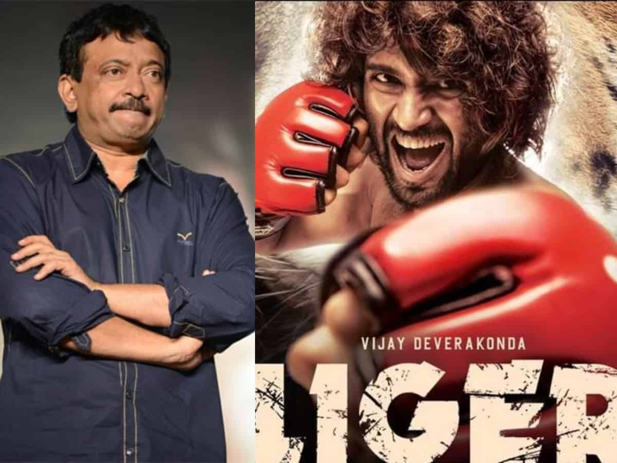 'Greater than any star', RGV praises Vijay Deverakonda after watching Liger