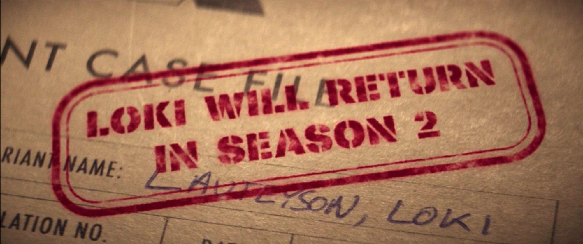 Marvel's 'Loki' to return for second season at Disney+