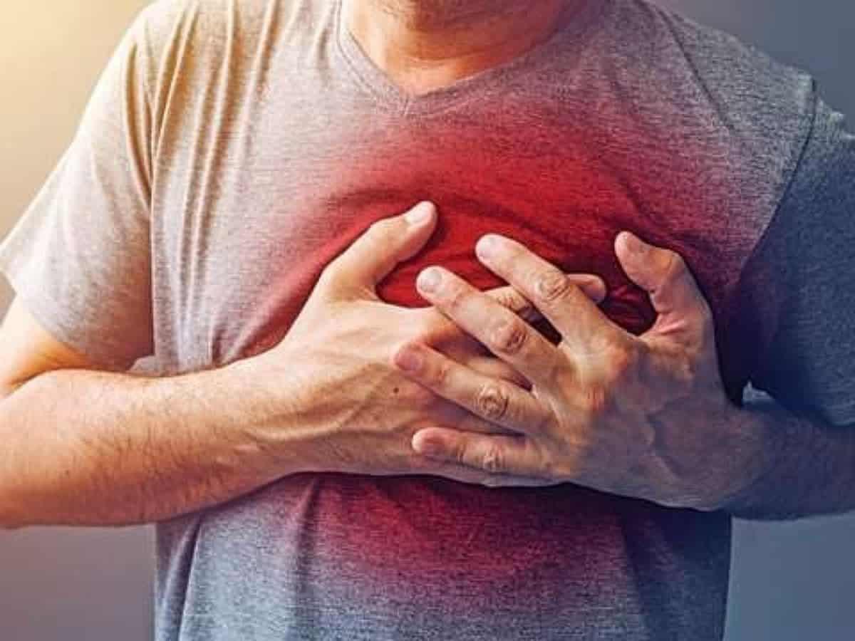 Cop dies of cardiac arrest during morning walk at KBR park