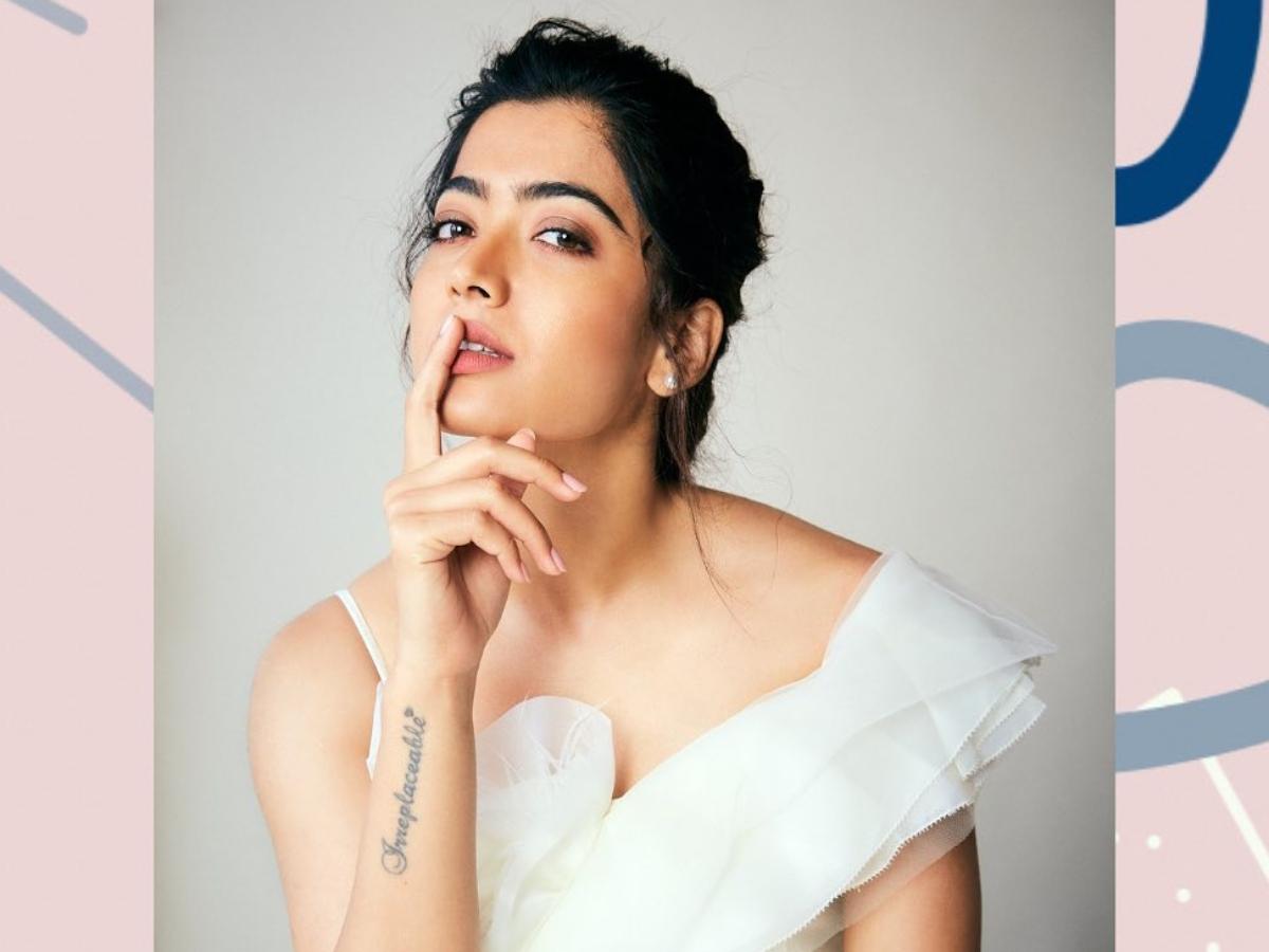 Rashmika Mandanna talks about smoking cigarettes