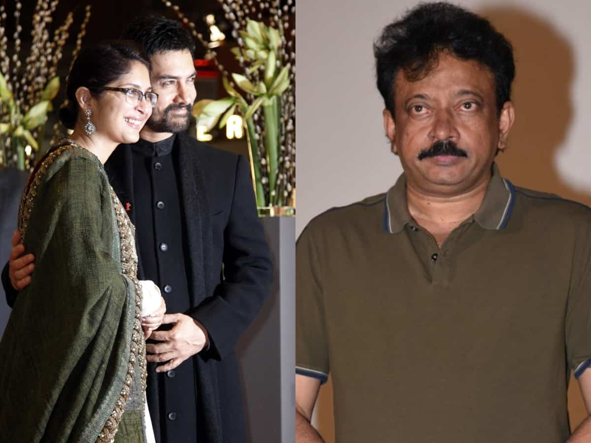 Divorce should be celebrated more than marriage: RGV