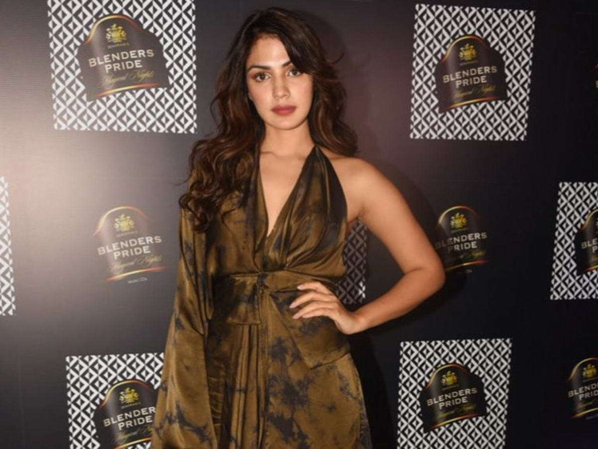 Rhea Chakraborty removed from 'Chehre' promotions, here's why