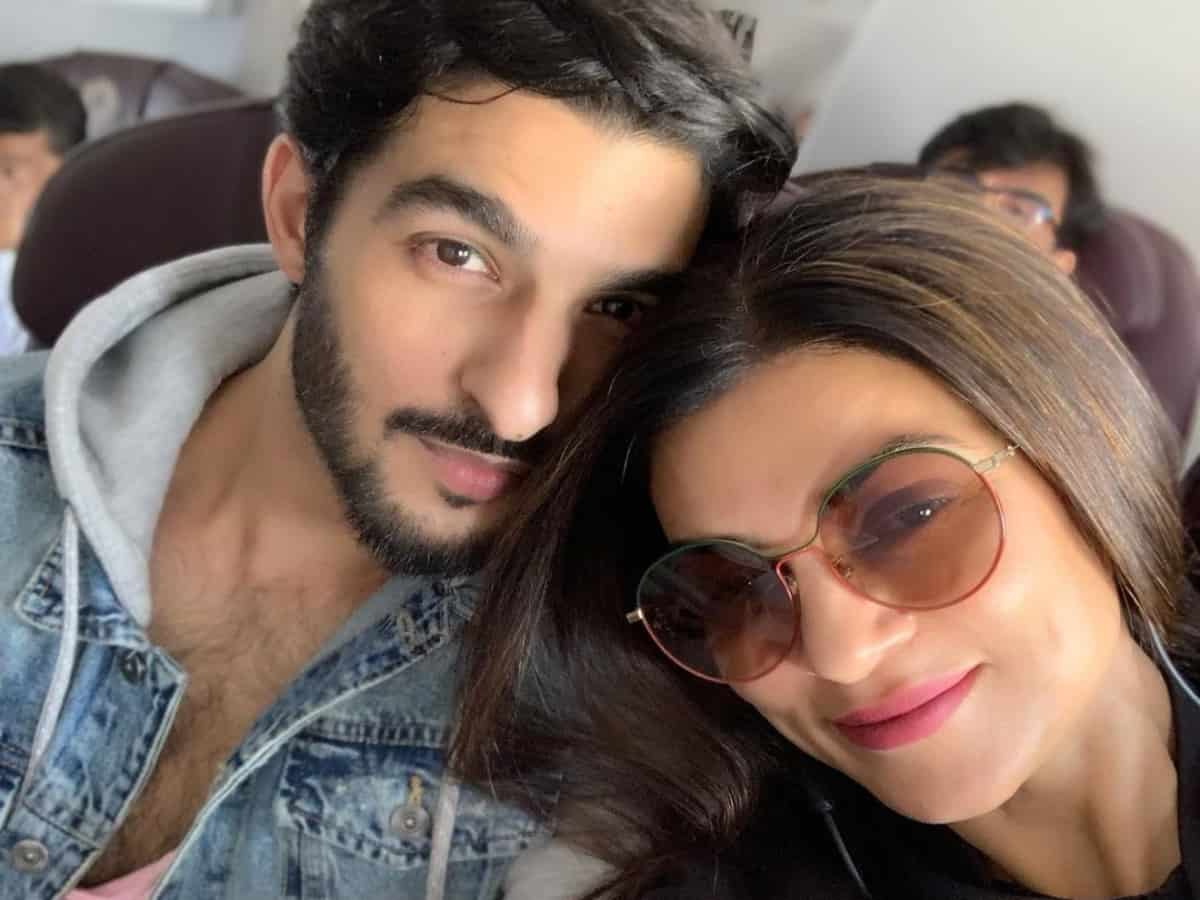 In on-set accident, Sushmita Sen's beau Rohman 'left hanging in middle of nowhere' [Video]