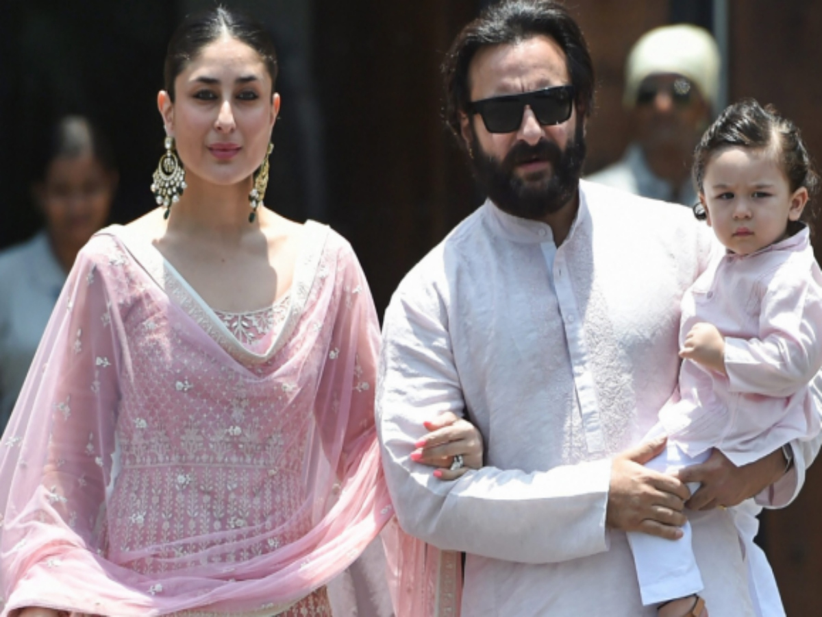 Randhir Kapoor confirms Saifeena named their second son 'Jeh Ali Khan'