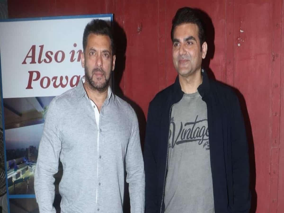 Salman reacts to his home being called 'aiyashi ka adda' on Arbaaz's chat show