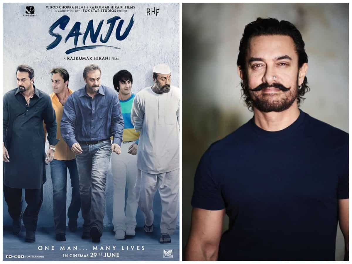 Aamir Khan refused to be a part of 'Sanju'; here's why