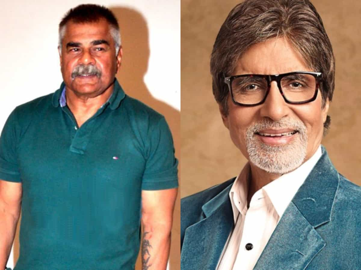 Sharat Saxena unhappy with Amitabh Bachchan, here's Why