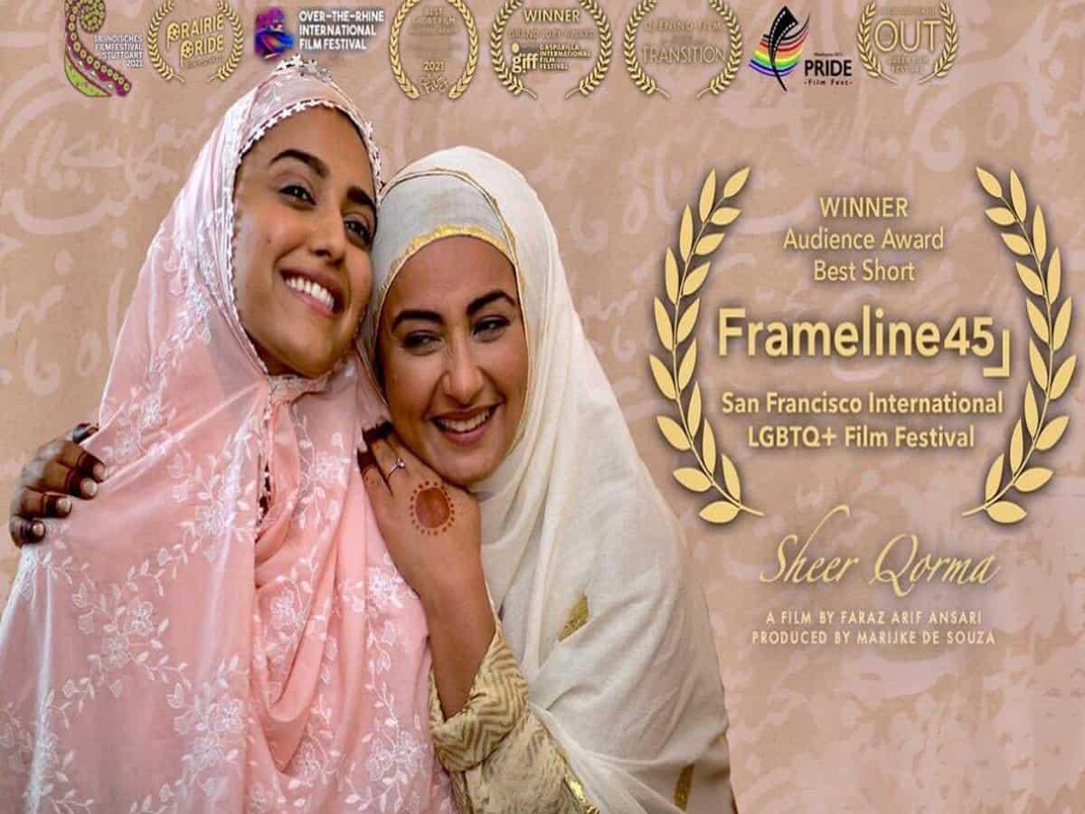 Faraz Ansari on 'Sheer Qorma' winning at Frameline Fest: It's a surreal feeling