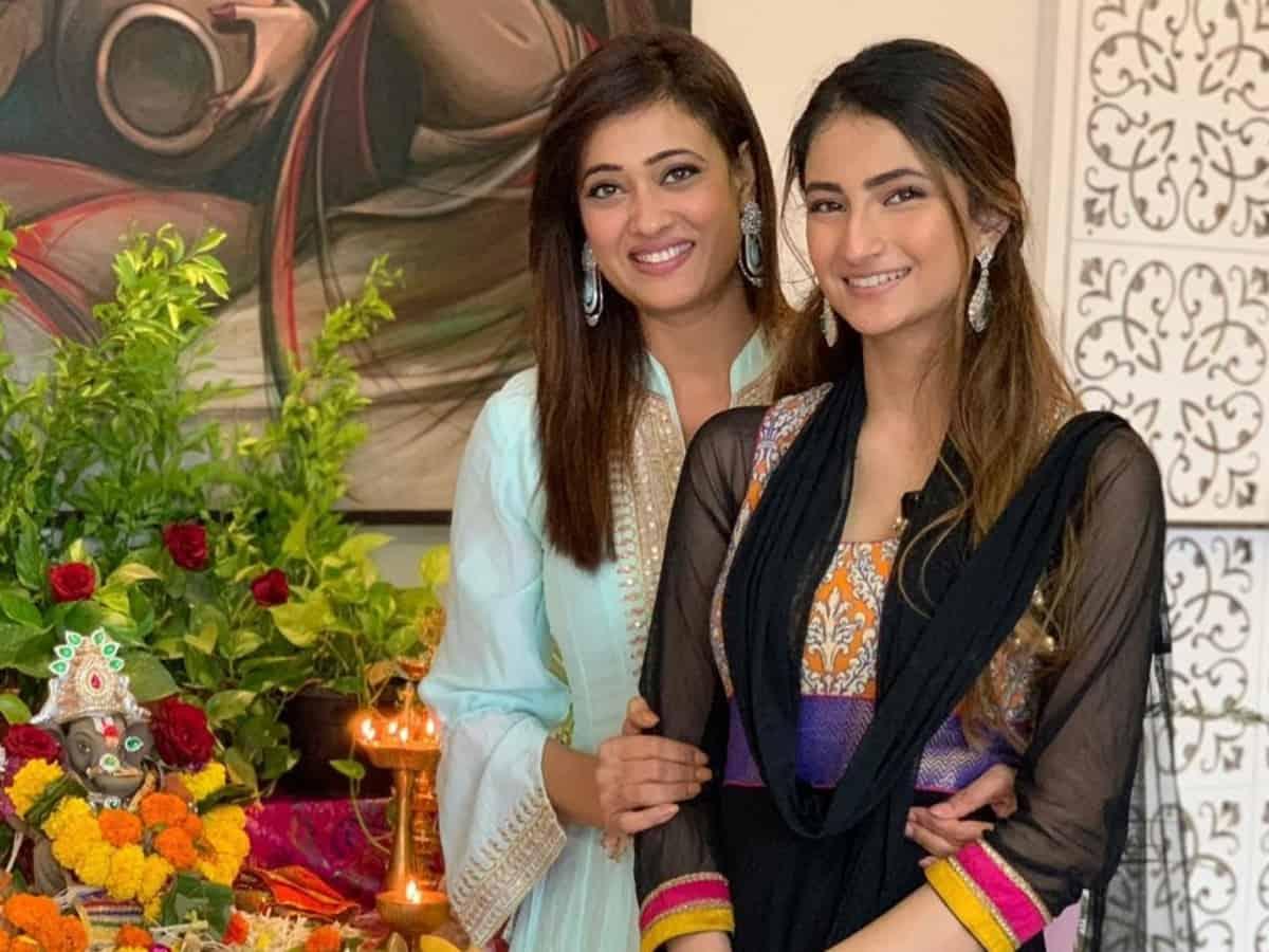 Shweta Tiwari opens on daughter Palak's Bollywood debut