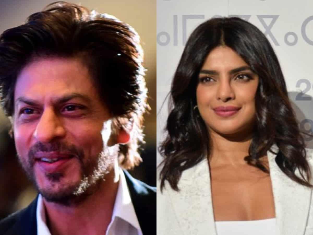 When SRK, Priyanka escaped death; reason will shock you!