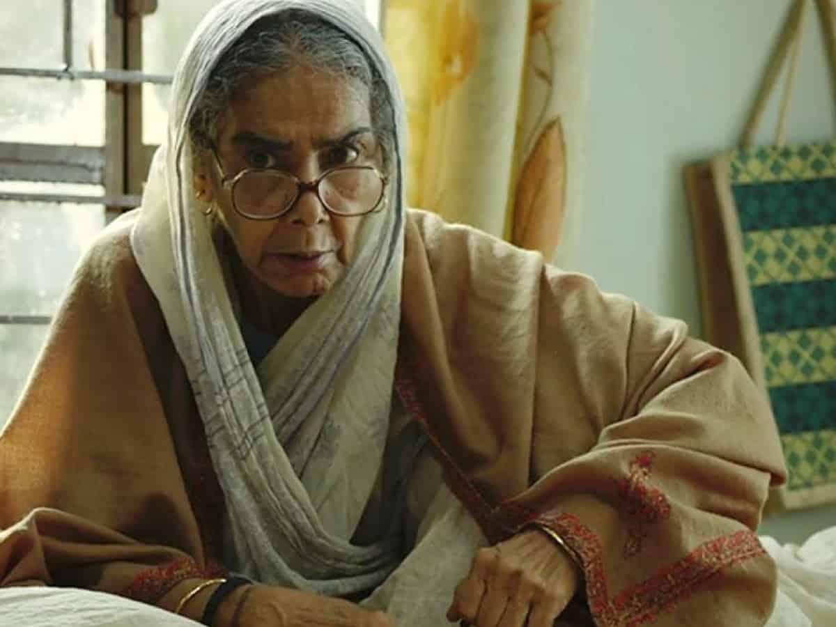 'Balika Vadhu' fame actor Surekha Sikri passes away at 75
