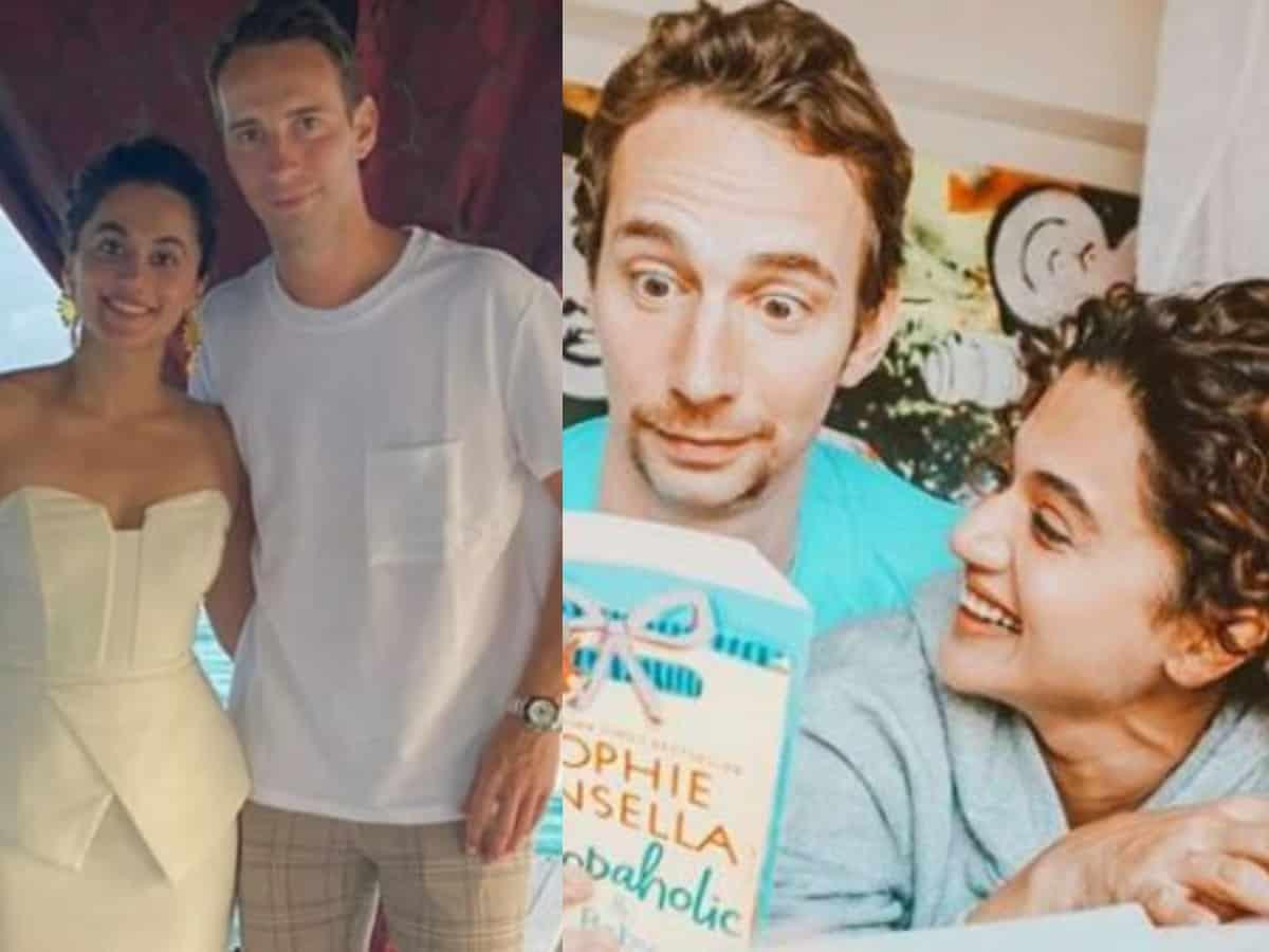 Taapsee Pannu, Mathias Boe's wedding on cards?