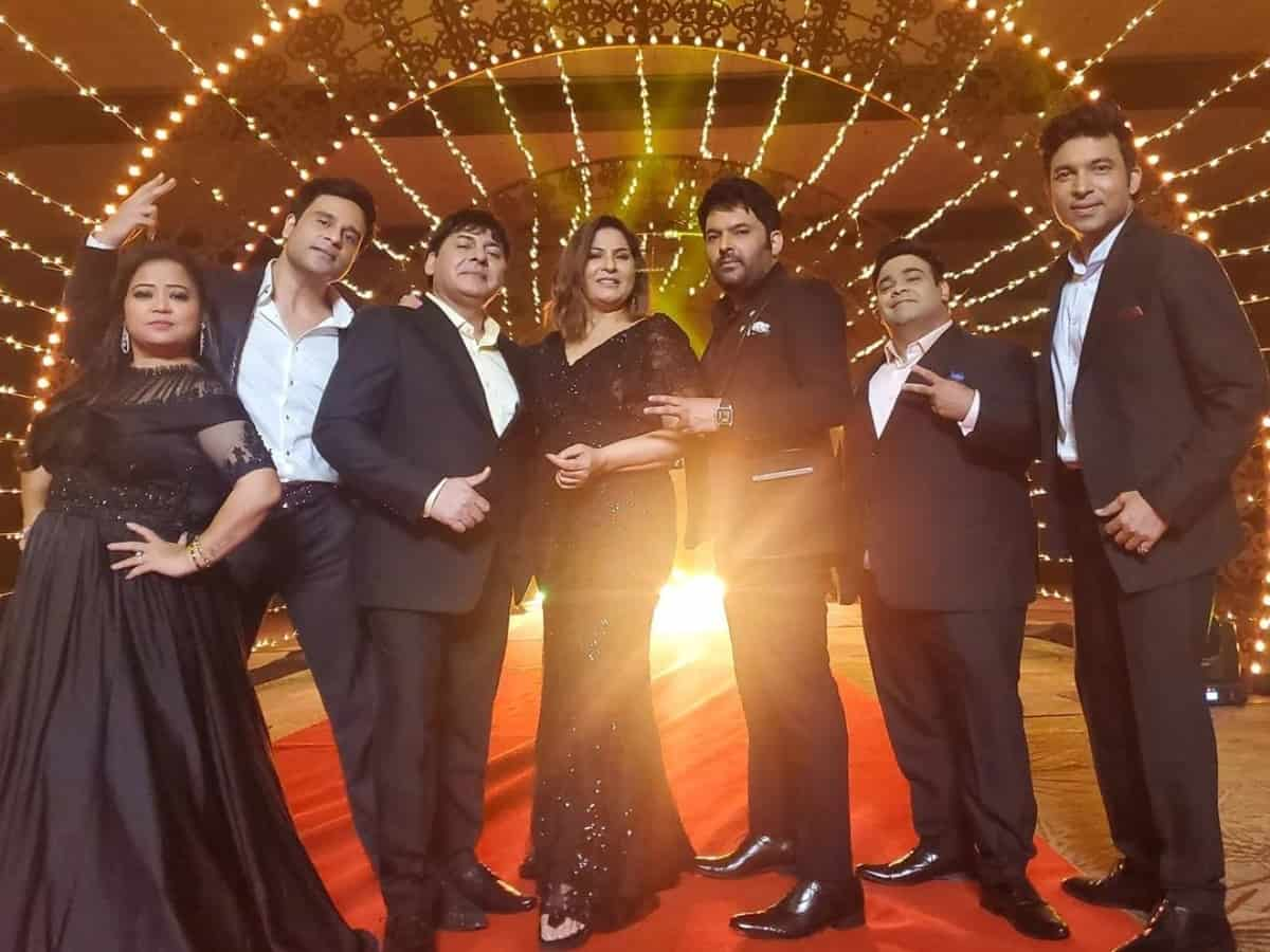 The Kapil Sharma Show welcomes new member to the cast, it's not Dr Gulati!