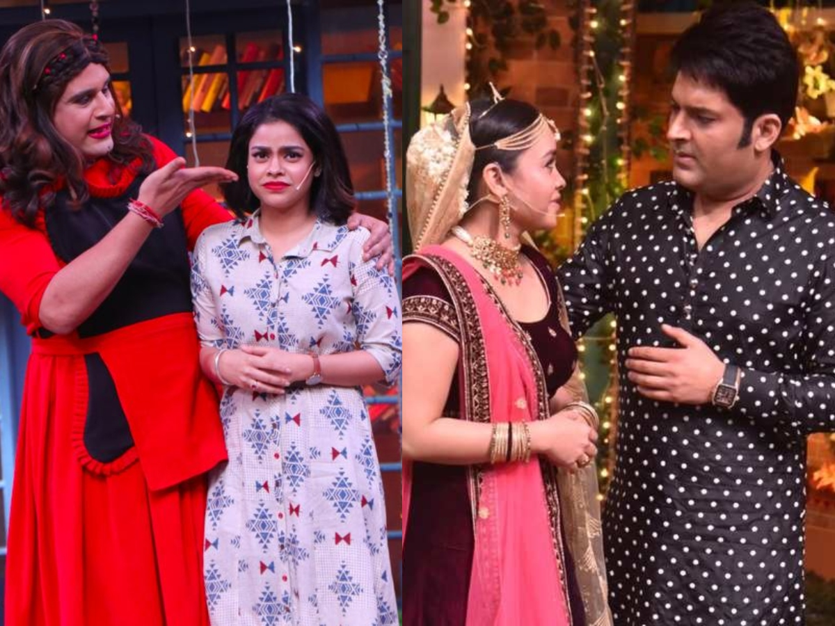 Sumona Chakravarti exits from The Kapil Sharma Show?