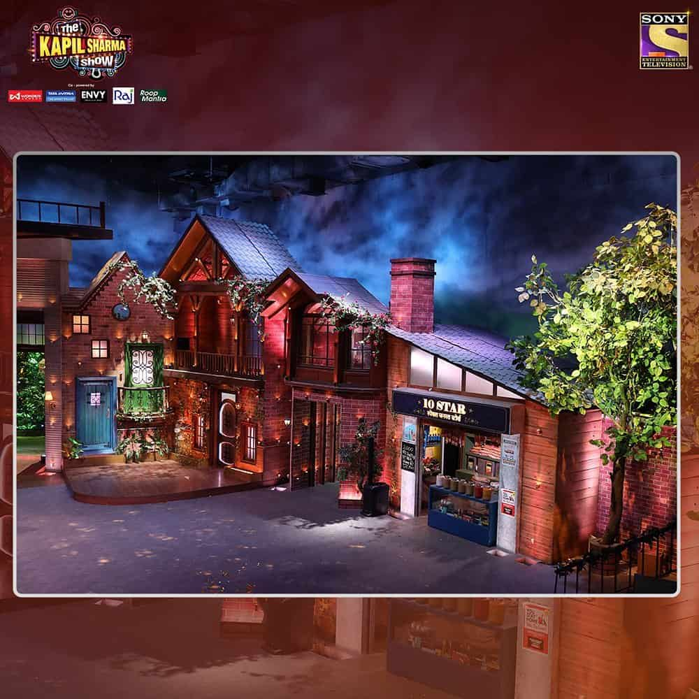 The Kapil Sharma Show's revamped set is all things luxurious! (photos)