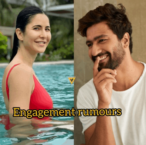 Katrina Kaif, Vicky Kaushal get engaged:  Reports