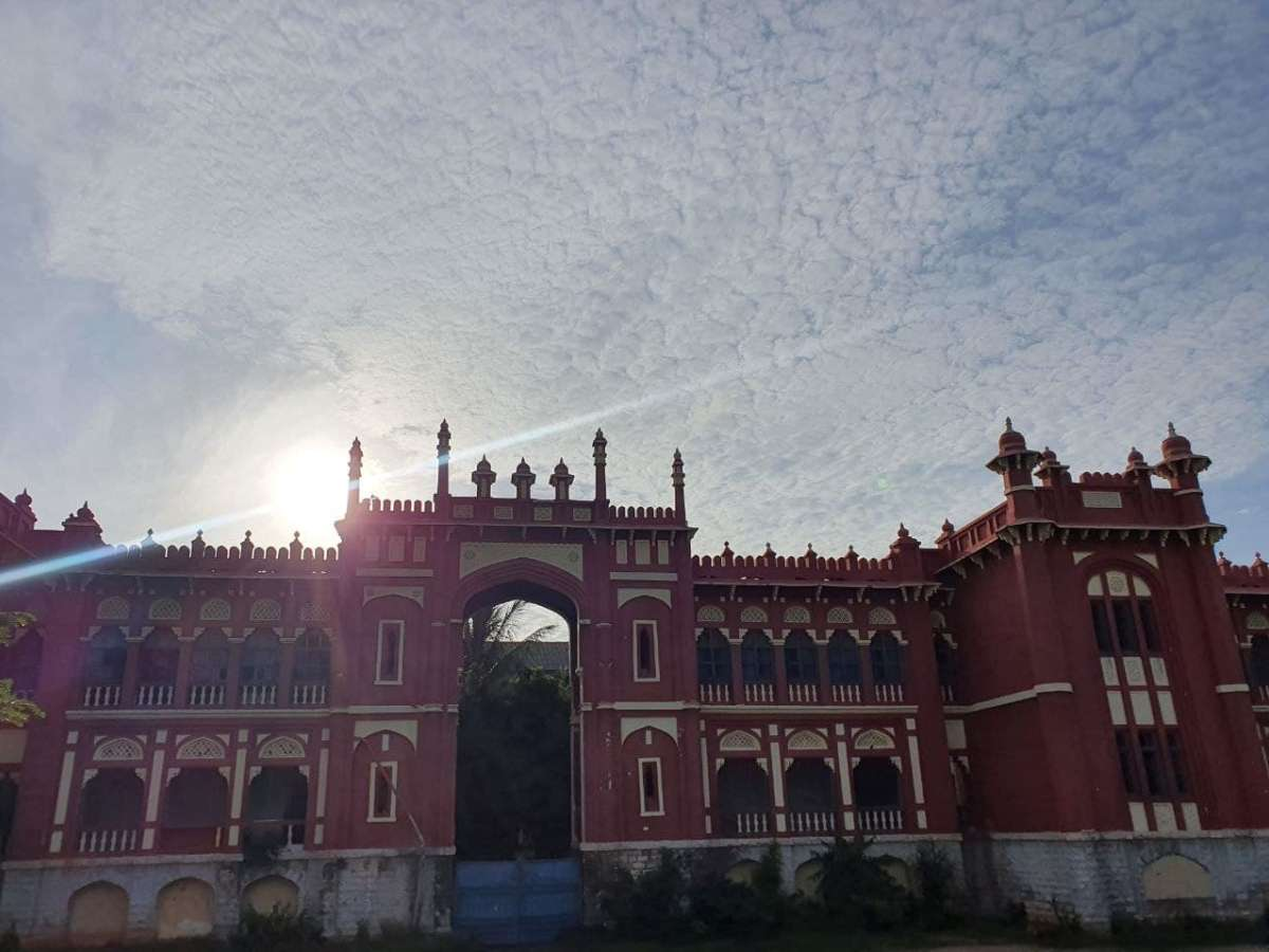 Hyderabad: City College building in dilapidated condition