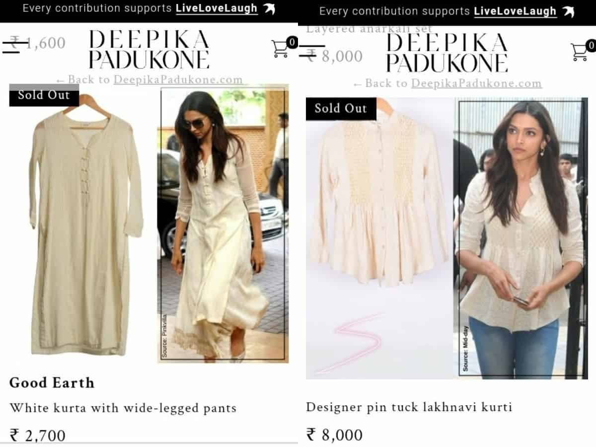 Deepika padukone auctions clothes she wore at Jiah Khan's funeral, gets trolled