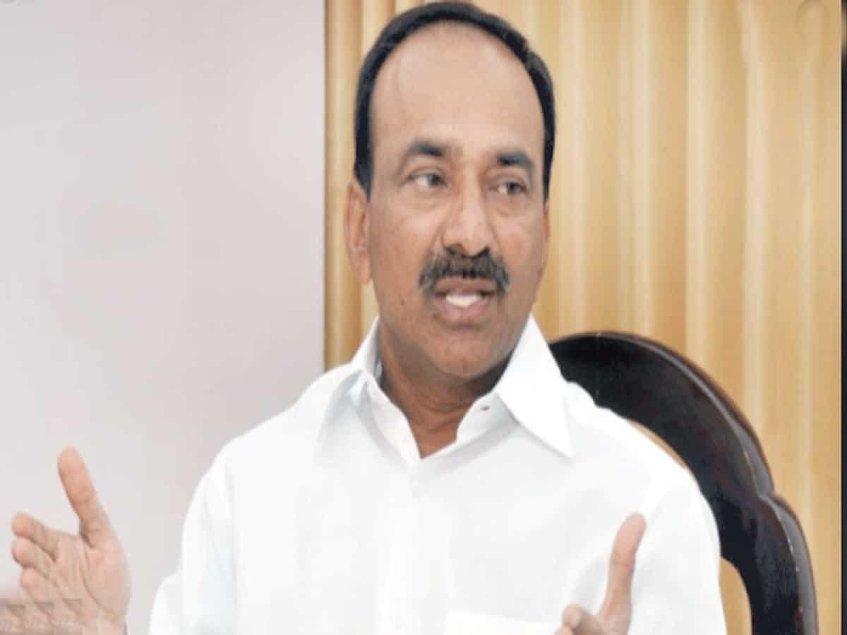 Former health minister Eatala Rajender undergoes surgery in city