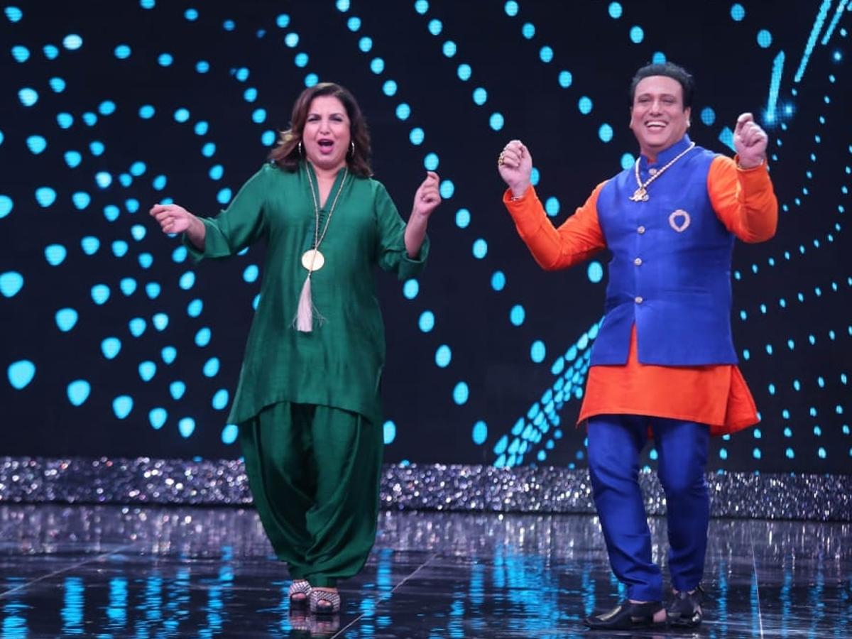Farah Khan on how she asked Govinda to choreograph SRK