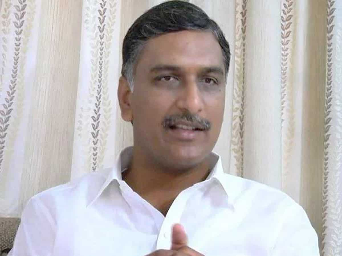 Harish Rao takes over as president of Exhibition Society