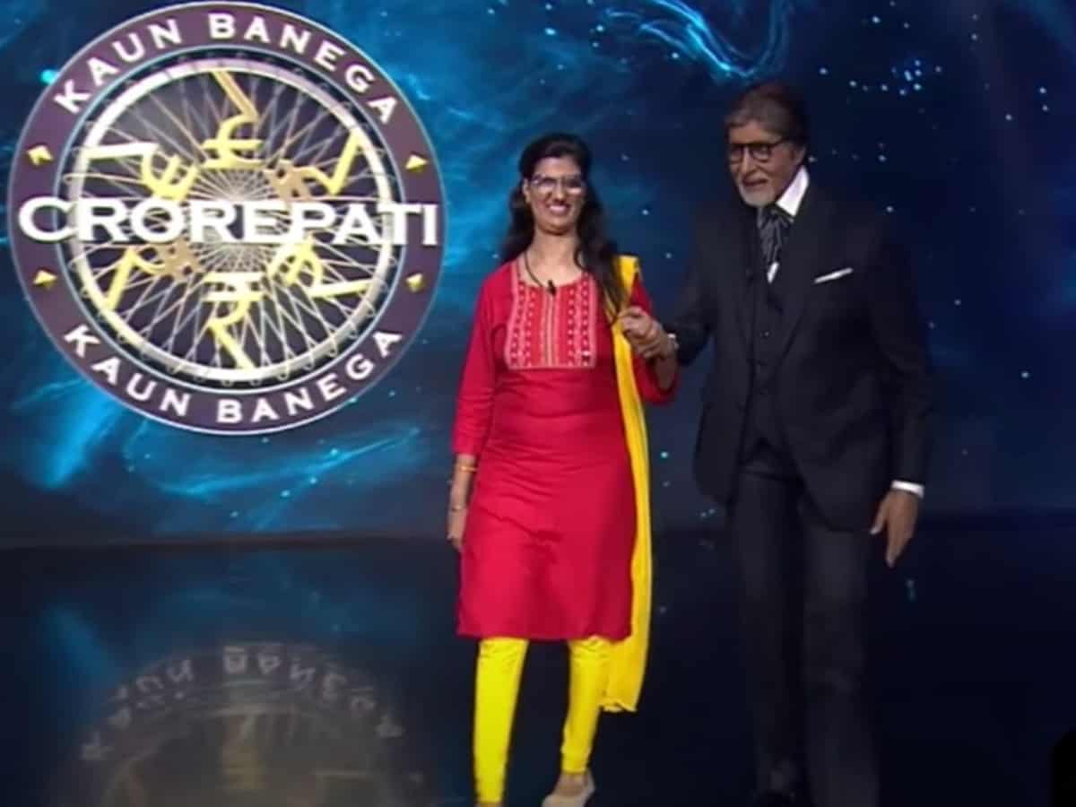 KBC 13: Visually impaired contestant becomes first crorepati?