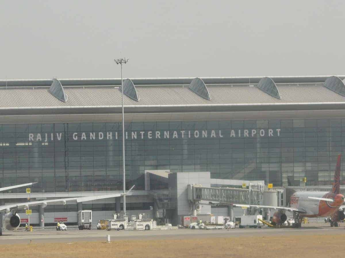 Hyderabad Airport adjudged 'Best Regional Airport' in India, Central Asia