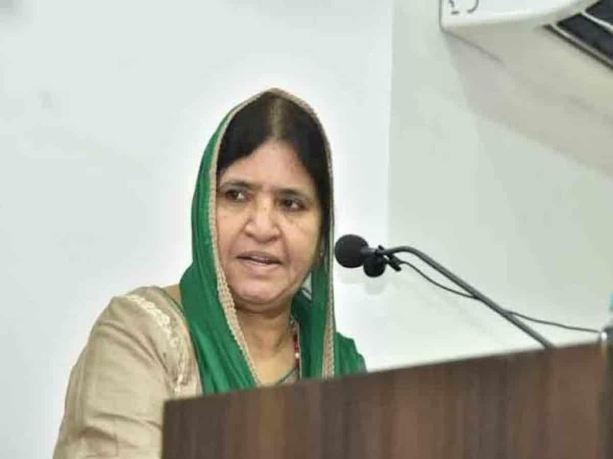 Noted Urdu professor Fatima Begum Parveen passes away at 68
