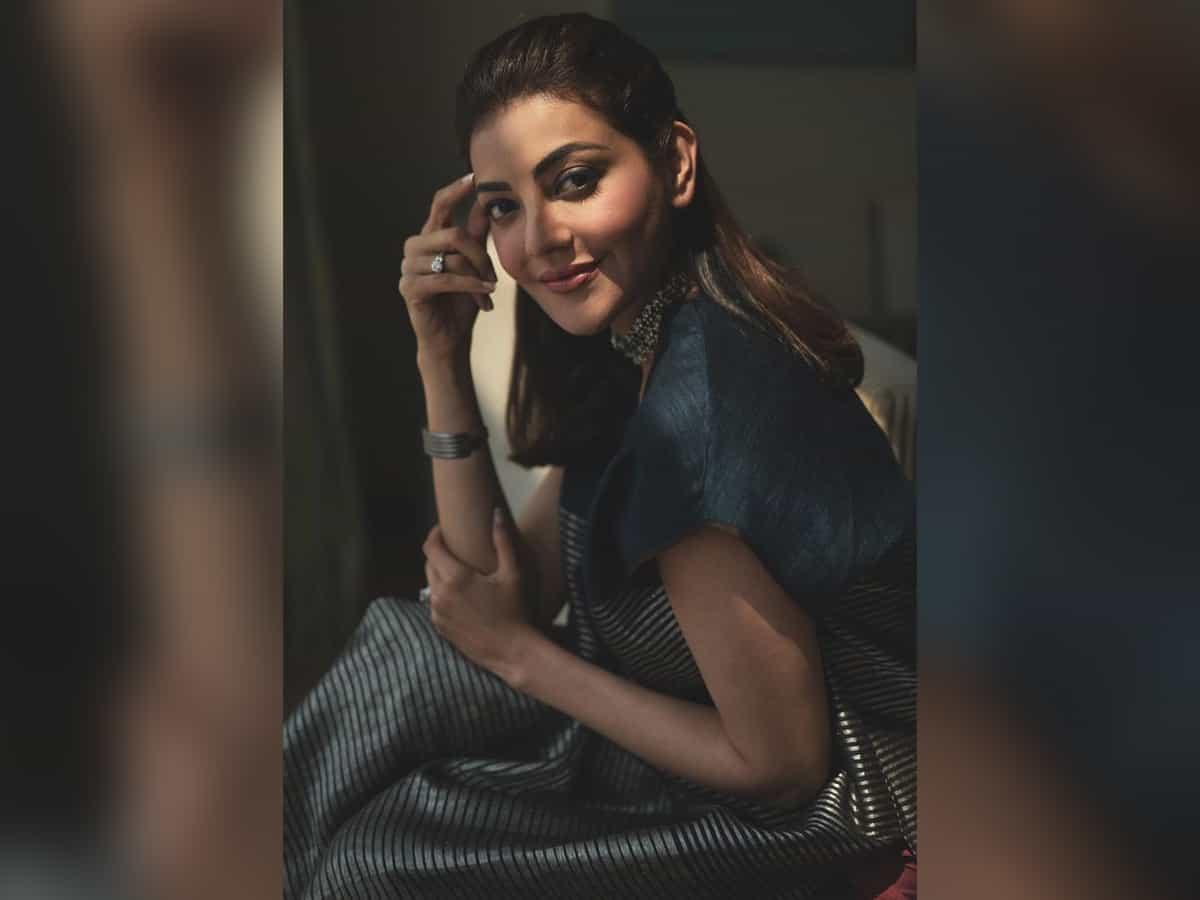 Kajal Aggarwal wraps up shooting of her film 'Uma'