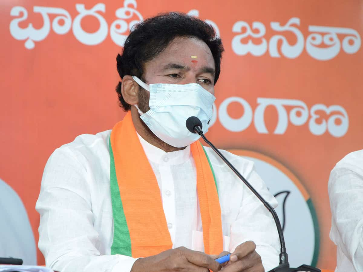 Police stations proposed in all tourist places: Kishan Reddy