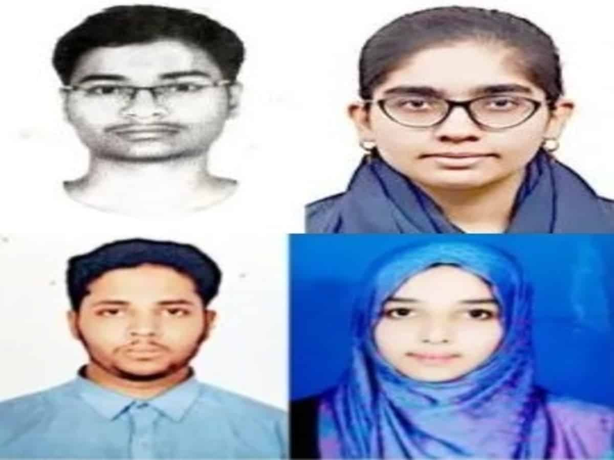 MS junior college students obtain top ranks in TS EAMCET 2021