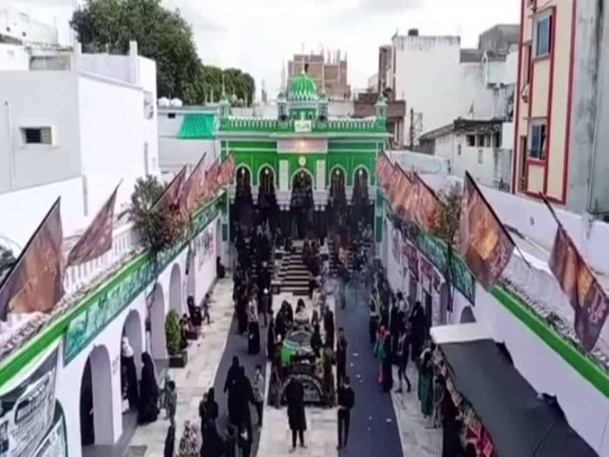 Muharram procession in Hyderabad: Govt accords permission for use of elephant