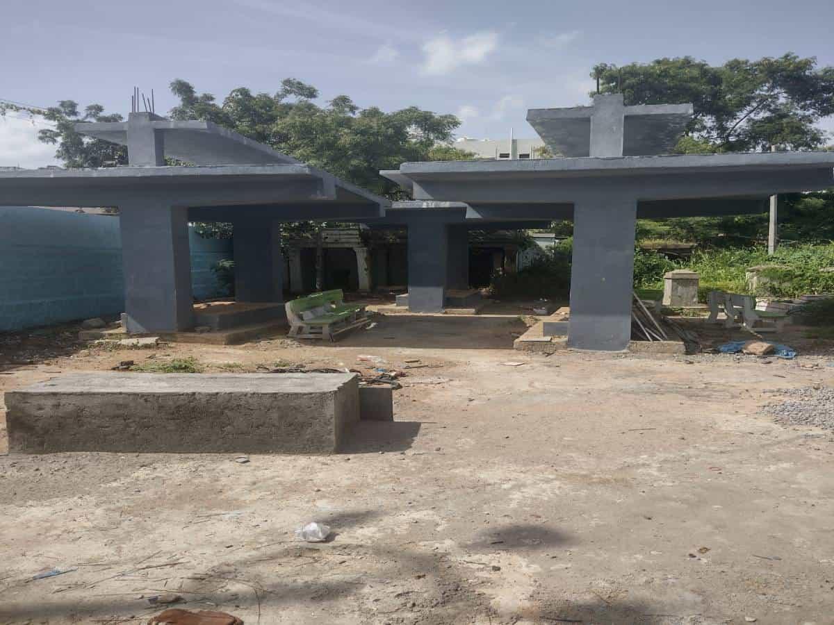 TRS Corporator accused of encroaching on Mettuguda graveyard