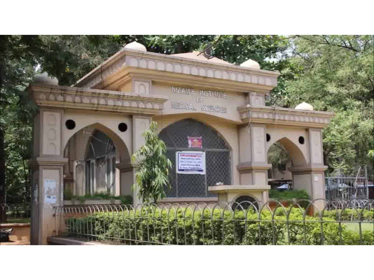 Fear of contracting COVID-19 grips patients at NIMS hospital