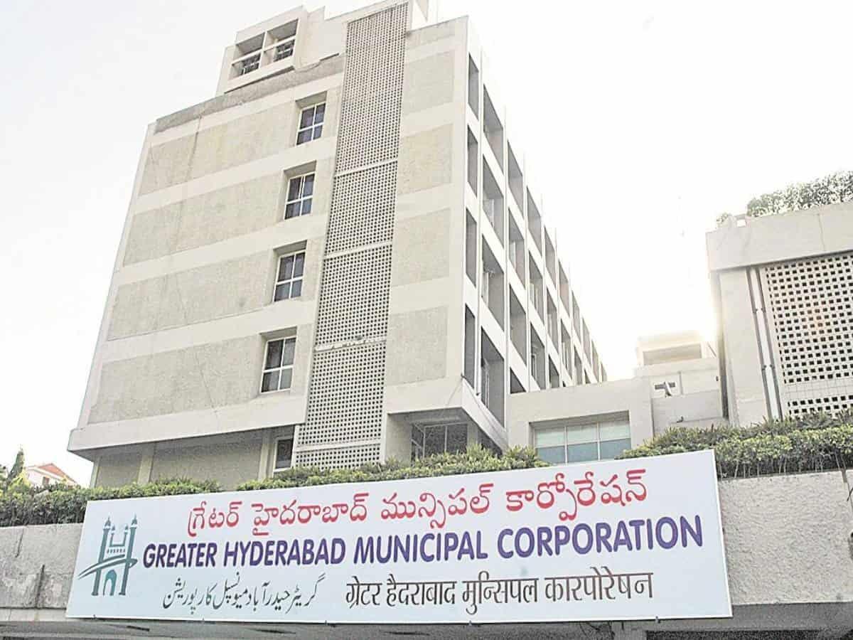 Hyderabad: GHMC halts construction of modernized bus shelters