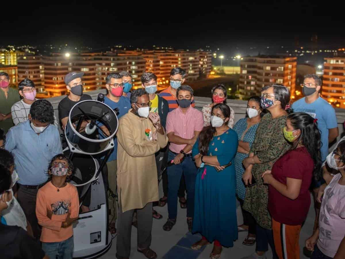 IIT Hyderabad establishes astronomical observatory for public outreach