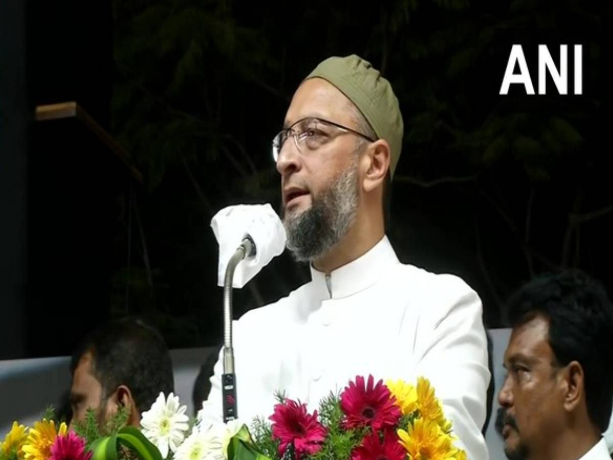 Asaduddin Owaisi holds BJP responsible for opposition's 'aggression' in Parliament