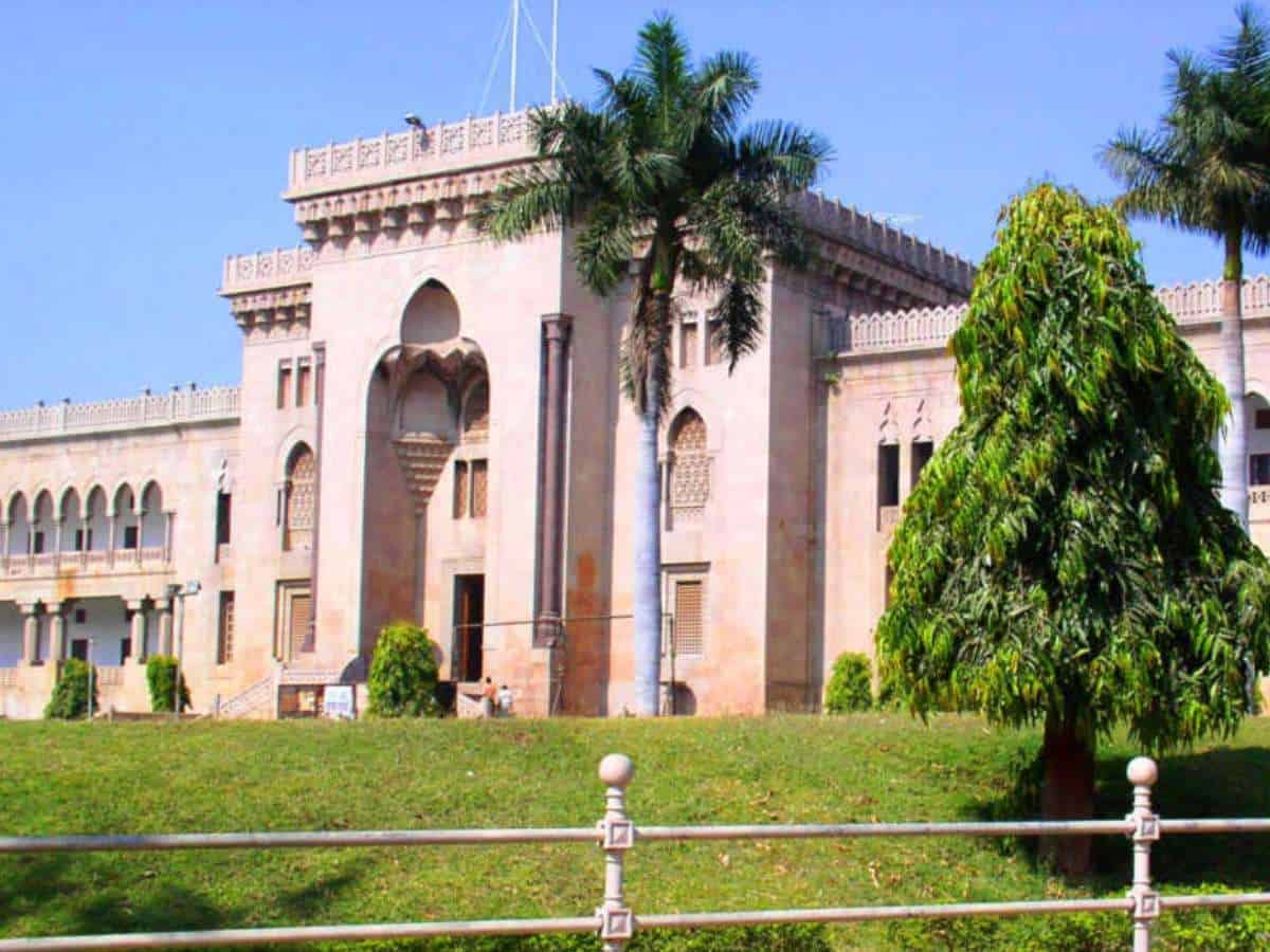 Hyderabad: Osmania University holds meeting with Afghan students