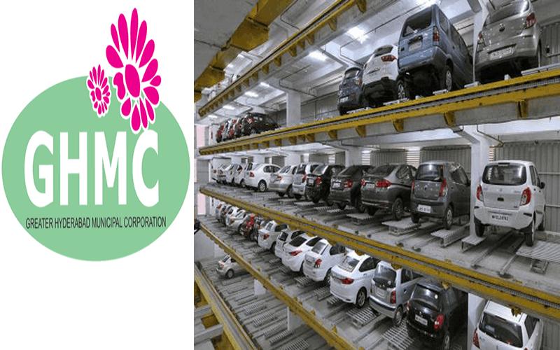 Parking complexes: GHMC to begin work soon
