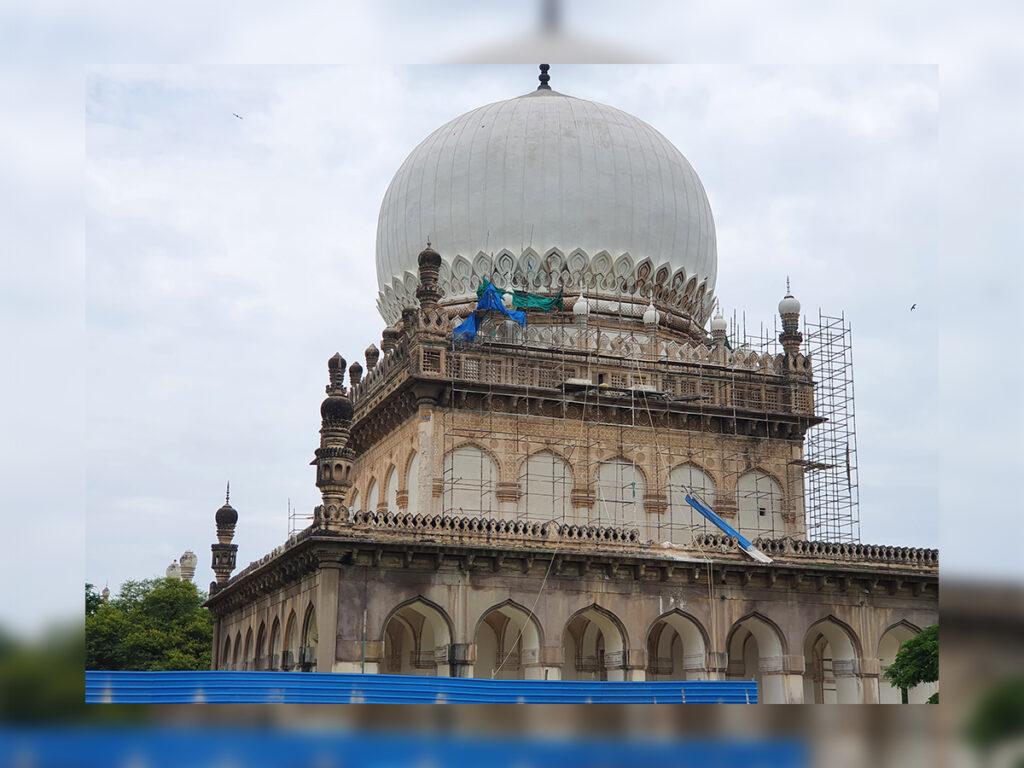 Interpretation Centre planned at Qutb Shahi Tombs