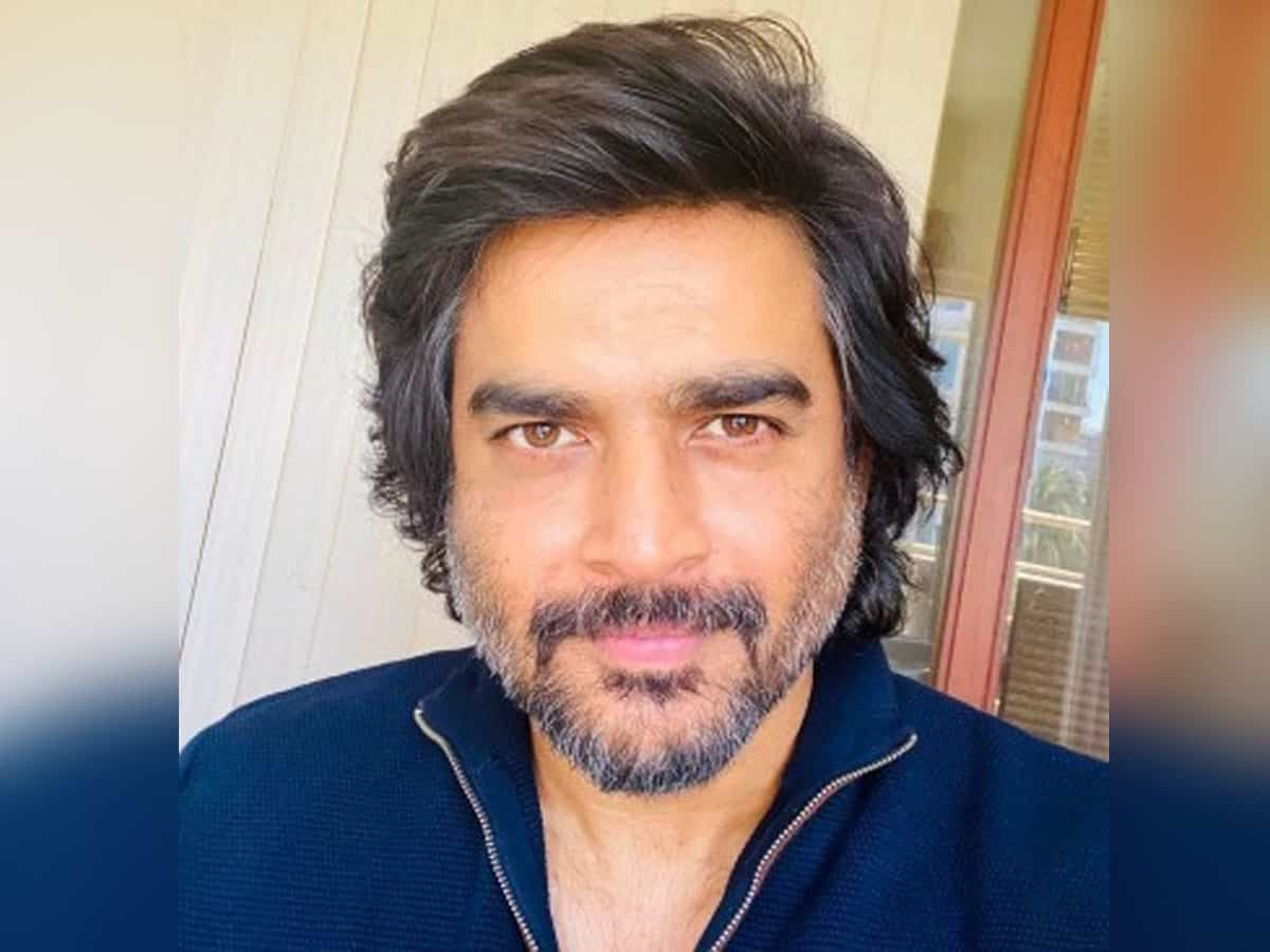 Actor R Madhavan considers dad's blessings as his 'strongest force'