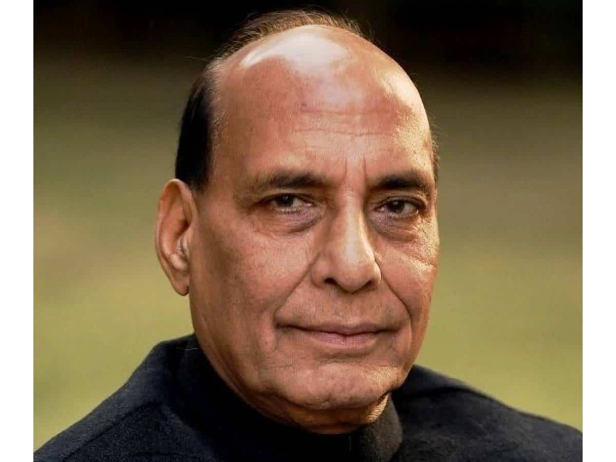 Rajnath Singh unveils South Asia's largest Genomics research centre in Hyderabad