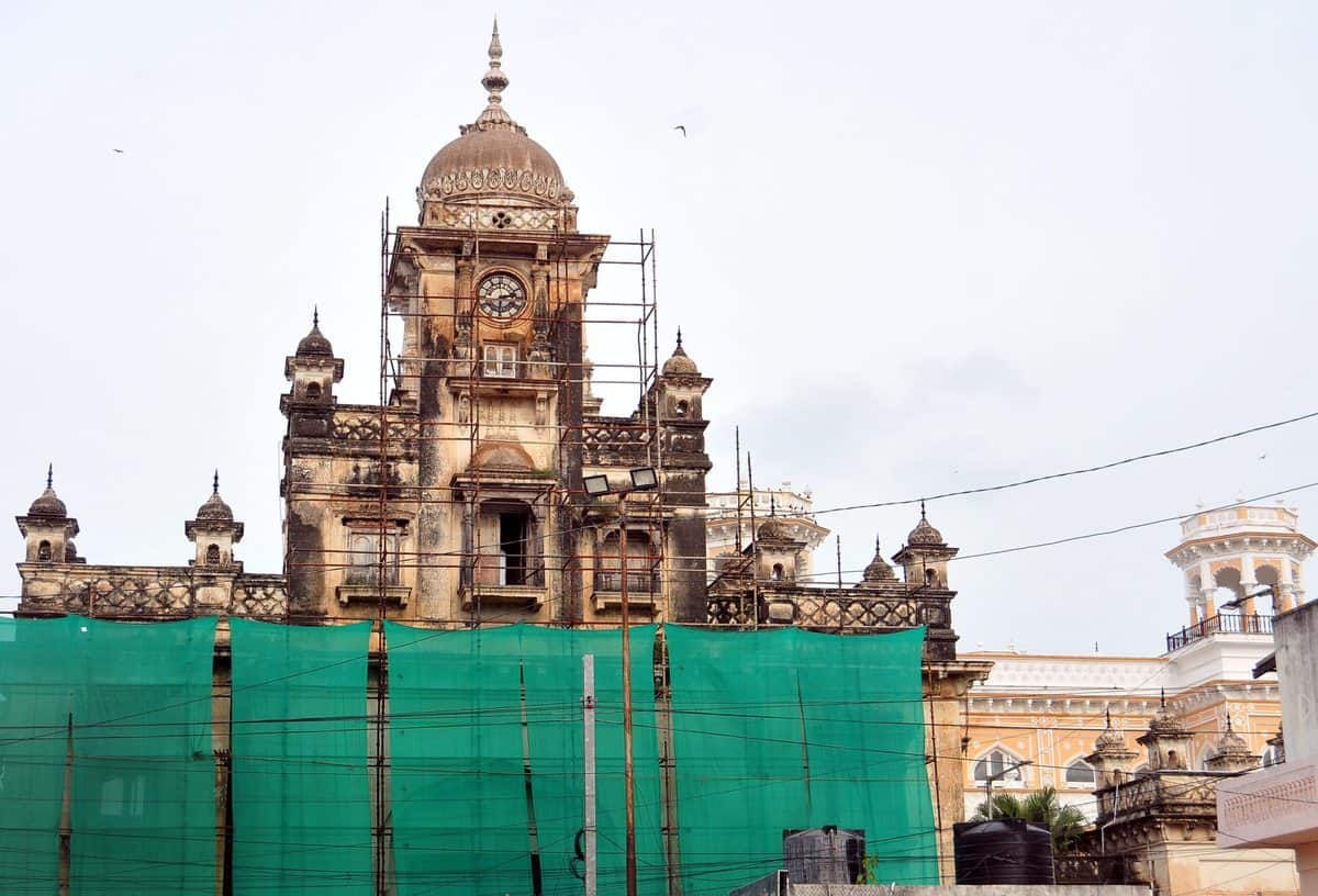 Hyderabad: Historic monuments are in utter neglect