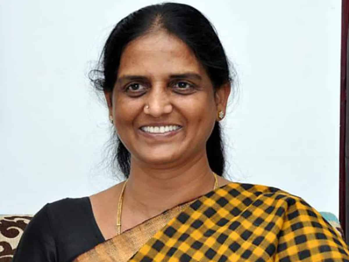 Intermediate admissions in state on the rise: Minister Sabitha