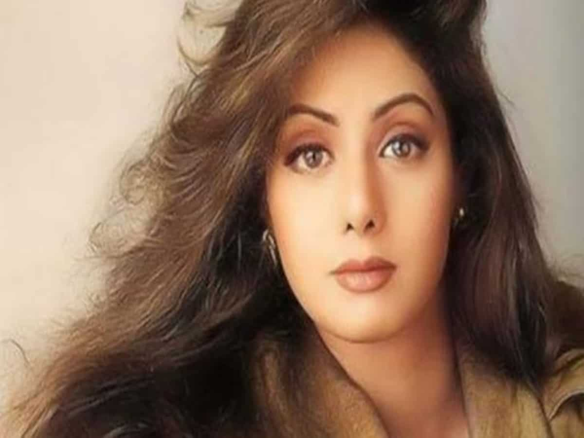 This Khan of Bollywood once refused to work with Sridevi