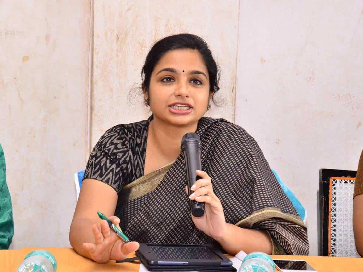 Hyderabad collector Sweta Mohanty heading to Harvard for higher studies
