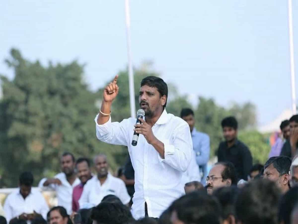 Hyderabad: Case registered against activist Teen Maar Mallanna